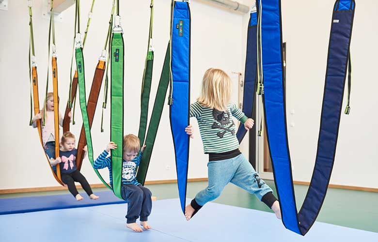 Turnhalle Kindergarten Pohlhausen
