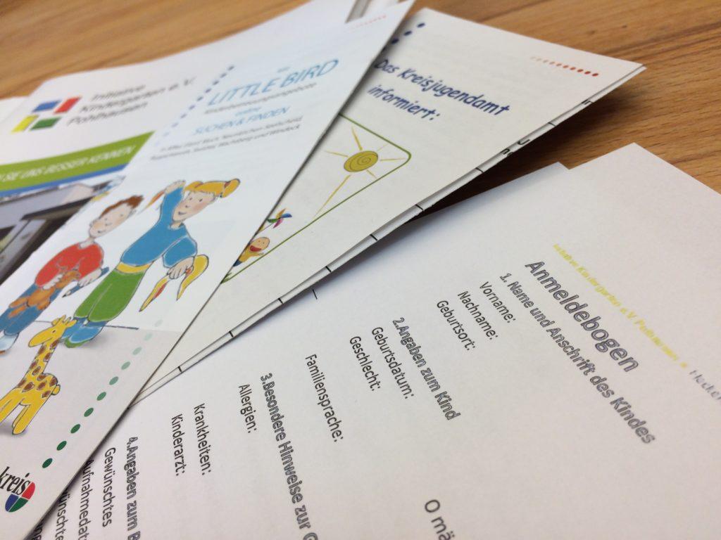 Anmeldung Kindergarten Pohlhausen