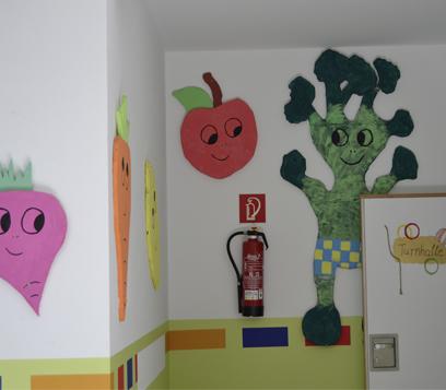 Ernährung Kindergarten Pohlhausen